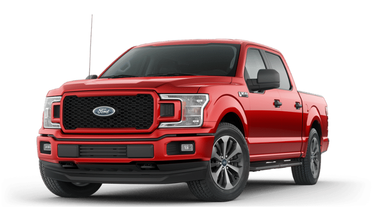 New 2019 Ford F-150 Truck Race Red For Sale in Trumann AR | VIN